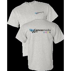 SkyCanvasMedia T Shirt